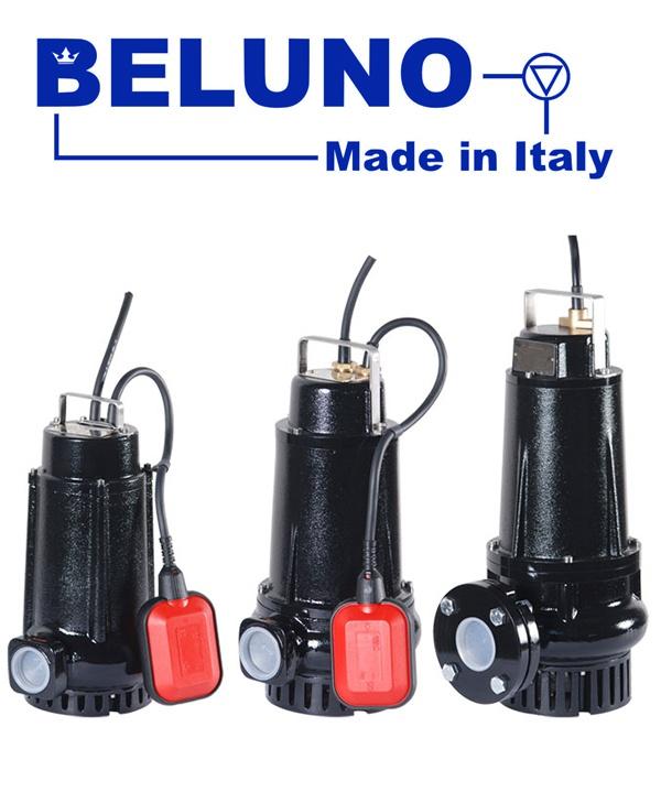 Bơm chìm nước thải Beluno Seri FT