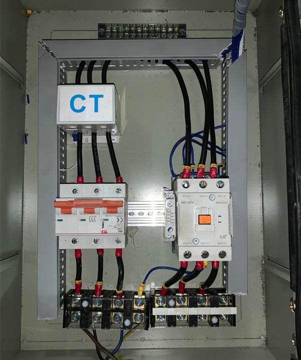 Tủ điện tử PLC
